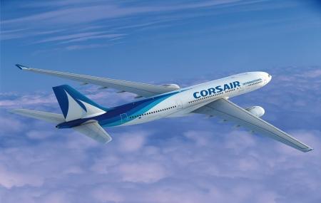 Corsair : promo vols A/R vers les Antilles, Guadeloupe, Martinique & Cuba