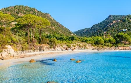 Campings Corse : locations en mobil homes 9j/6n + petits-déjeuners + traversées Corsica Linea A/R