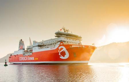 Corsica Linea : offre Prima Corsa, traversées Corse ⇄ Continent jusqu'à - 40%