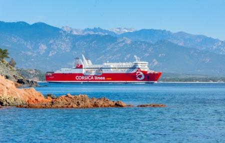 Ferry pour la Corse : traversées automne 2019 - 2 pers + cabine + voiture
