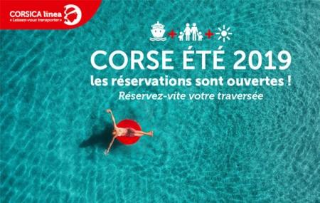 Corse, ferry : ouverture des ventes été traversées Corse ↔ Continent