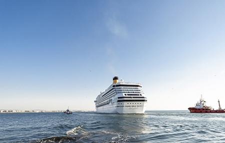Croisière automne : 8 jours à bord du Costa Pacifica au départ de Marseille