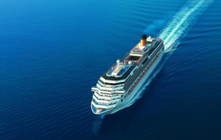Croisières : de 4 à 30 jours en pension complète, Méditerranée, Transatlantique, Caraïbes