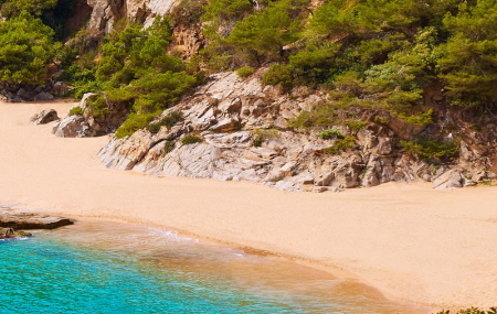 Costa Brava, camping  : 8j/7n en mobil-home + parc aquatique, proche plage, - 35%