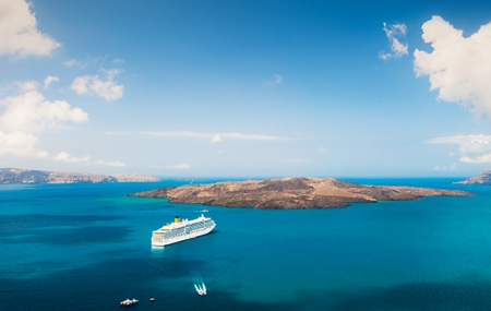 Îles Grecques : croisière 5*,  8 jours en pension complète, départs printemps/été, - 28%