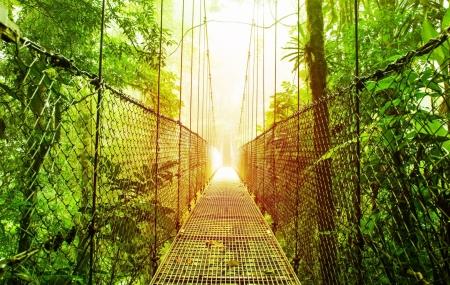 Costa Rica : circuit 2 semaines, hôtels + transferts + visites au programme + vols