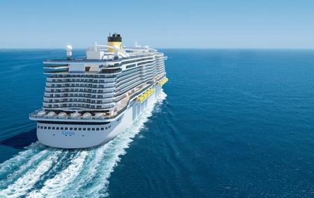 Nouveau Costa Smeralda : croisière Méditerranée 8 jours en pension complète
