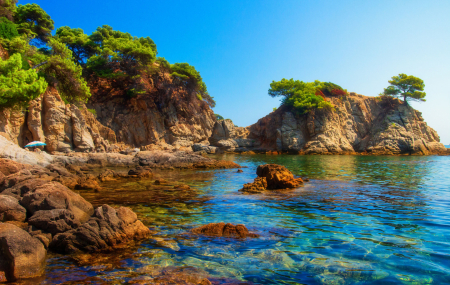Costa Brava : vente flash, week-ends 3j/2n ou plus en hôtels proches plages + pension