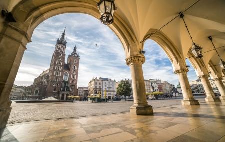 Cracovie : vente flash, week-end 3j/2n en hôtel 4* + petits-déjeuners + vols