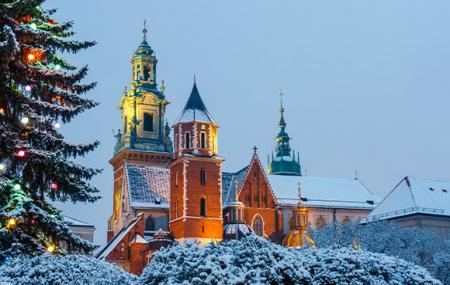 Cracovie, marché de Noël : vente flash, week-end 4j/3n en hôtel 4* + petits-déjeuners + vols