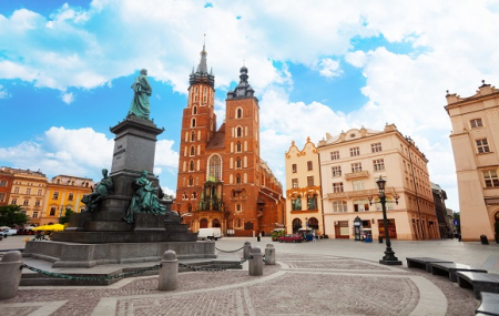 Cracovie : vente flash, week-end 3j/2n en apparthotel + petits-déjeuners + vols, - 62%
