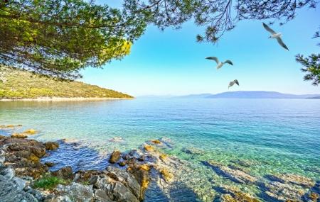 Croatie : juillet/août, séjour 8j/7n en hôtel de charme + demi-pension + vols