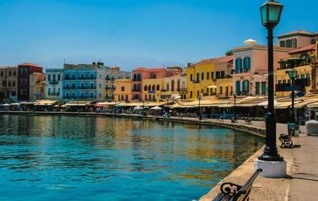 Crète : circuit 8j/7n en autotour, hôtels + pdj + location de voiture + vols
