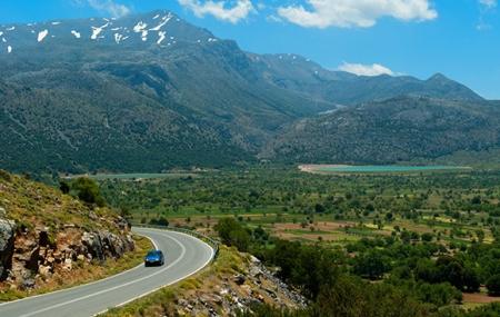 Circuit :  autotour Crète 8j/7n vols + hôtels + petit-déjeuner + location voiture