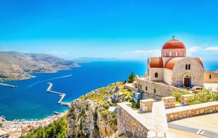 Crète, 1ère minute : vente flash, séjour 8j/7n en hôtel 4* + petits-déjeuners + vols