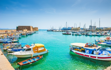 Crète : séjour 8j/7n en hôtel 3* + petits-déjeuners