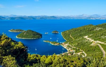 Croatie : séjour 8j/7n en hôtel 3* + demi-pension