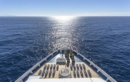 Croisière Transatlantique : 17 jours de Marseille à la Martinique, vol retour offert, - 39%