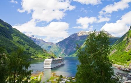 Croisière 5* Fjords Norvège : 8 jours en pension complète, départs printemps/été