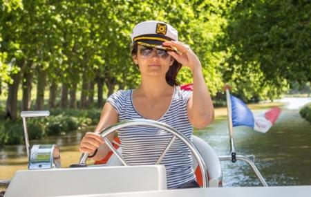 Croisières fluviales : vente flash 4 à 8 jours en bateau, Canal du Midi ou Bourgogne