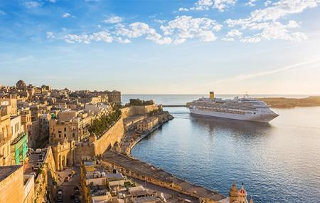 Croisières, promo été : 8j/7n en Méditerranée, départ Marseille, jusqu'à 400 € offerts