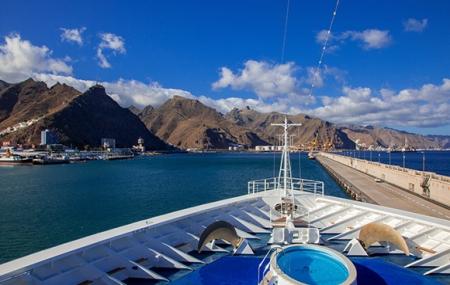 Îles Canaries : croisière 8 jours ou plus en pension complète