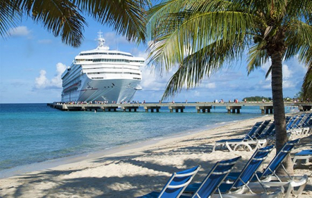 Croisières Caraïbes  : dernière minute, 8 jours en pension complète, - 56%