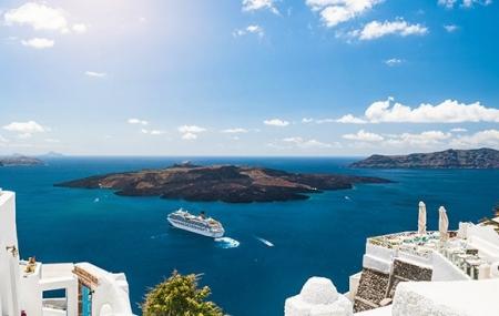 Îles Grecques : croisière 5 jours ou plus en pension complète