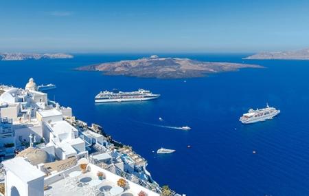 Crète, Rhodes & Chypre : croisière 12 jours en pension complète