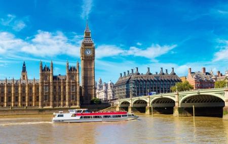 Londres : week-end 3j/2n en hôtel 3* + visite et croisière + petits-déjeuners & vols