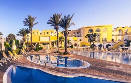 Tunisie, Djerba : juillet, séjour 8j/7n en hôtel 4* tout compris + vols, - 41%
