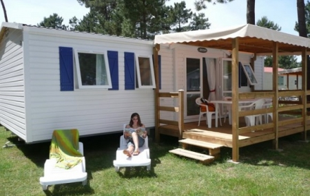 Vendée : 8j/7n en camping 4* avec parc aquatique & proche des plages, - 50%