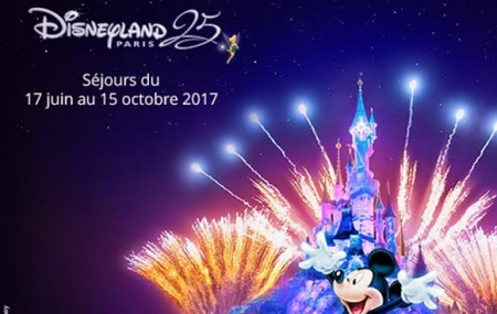 Disneyland® Paris : ventes flash, 2j/1n à 4j/3n en hôtels Disney + accès illimité aux 2 parcs