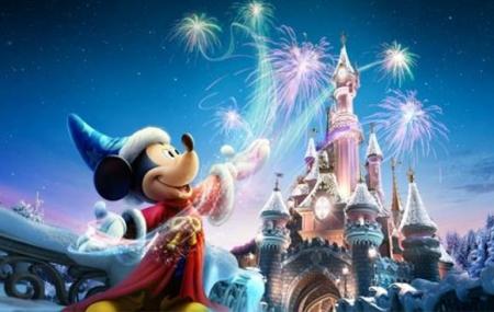 Disneyland®Paris : vente flash, 2j/1n en hôtel 4* avec petit-déjeuner + 1 jour au parc