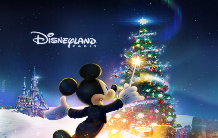 Disneyland® Paris : vente flash, 2j/1n en hôtel 4* + petit-déjeuner + 1 parc, - 20%