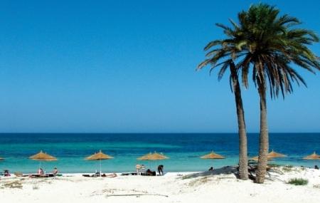 Djerba : séjour 8j/7n en hôtel 4* tout compris
