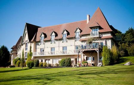 Deauville : week-end 2j/1n en hôtel 4* + petit-déjeuner + dîner & accès spa, - 59%