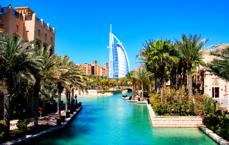 Dubaï : vente flash, week-end 5j/3n en hôtel 5* + petits-déjeuners, vol inclus, - 54%