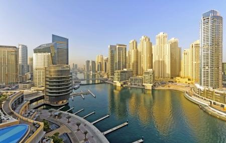 Dubaï : week-end 6j/4n en hôtel Hilton 4* + petits-déjeuners + vols Emirates