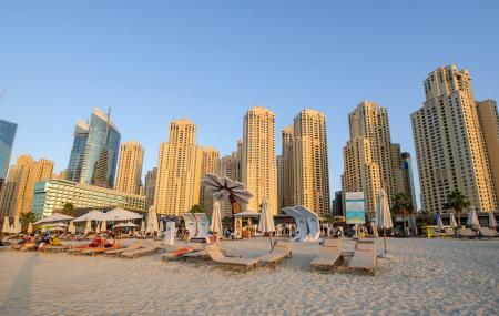 Dubaï : vente flash, week-end 7j/5n en hôtel 5* + petits-déjeuners + vols Emirates