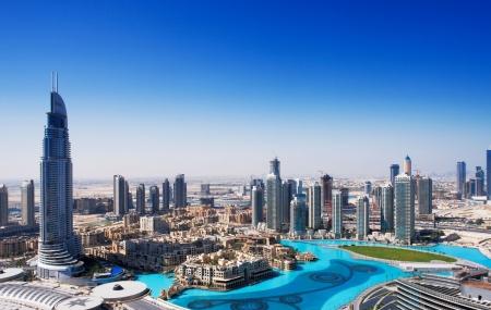 Dubaï :  vente flash, week-end 4j/3n en hôtel 3* + petits-déjeuners + vols