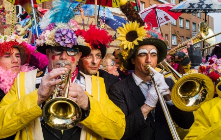 Carnaval de Dunkerque : week-end 2j/1n en hôtel 3* + petit-déjeuner, - 54%