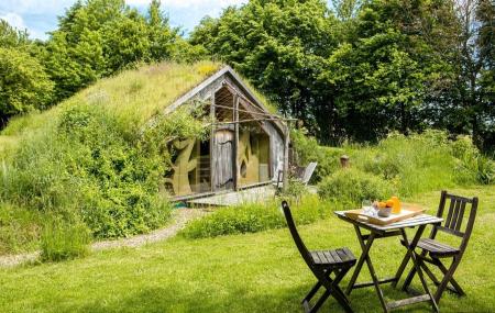 Bretagne, week-ends insolites : 2j/1n ou plus en cottage, écolodge, cabane, chalet...