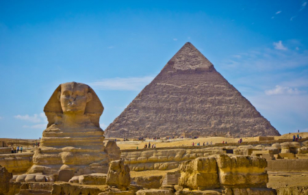 Égypte : vente flash 8j/7n, croisière 5* + pension complète + 5 visites, vols inclus