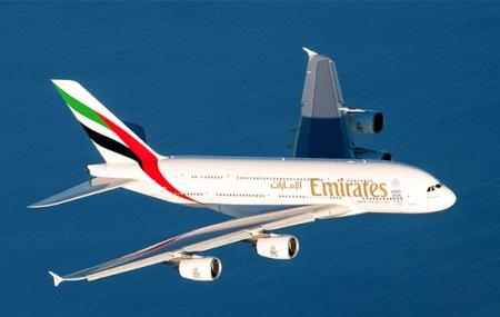Emirates : offres spéciales A380, vols de Paris, Lyon ou Nice dès 380 € A/R