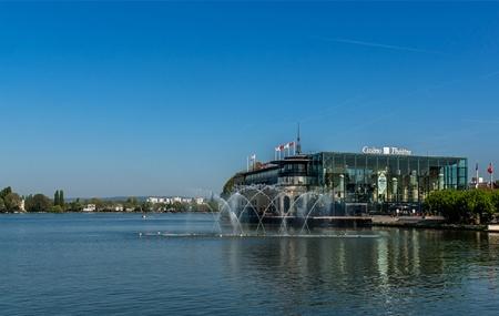 Proche Paris, Enghien-les-Bains : vente flash 2j/1n, hôtels Barrière 4* + petit-déjeuner + spa