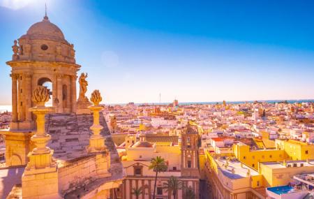 Andalousie, Cadix : week-end 3j/2n en hôtel 4* + petits-déjeuners