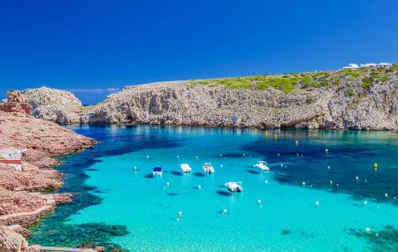 Minorque, Baléares : séjour 8j/7n en hôtel bord de mer + demi-pension & vols