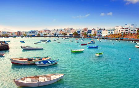 Canaries, Lanzarote  : vente flash, séjour 8j/7n en hôtel 4* tout compris + vols, - 70%