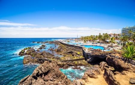 Canaries, Tenerife : séjours 8j/7n en hôtels 3* à 5*, vols inclus